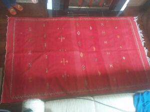 Handwoven Moroccan Rug