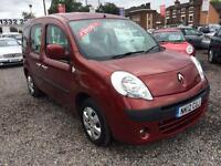 2012 RENAULT KANGOO 1.5 dCi 75 Expression DISABILITY ADAPTED ELECTRIC CHAIR LIFT