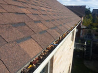Eavestrough (Gutter) Cleaning - Watson's Home Services