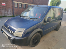 Start up Valeting business and transit connect van