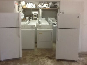 Appliances from $100 - $400 each.