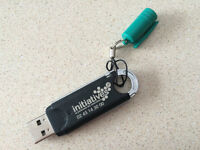 USB key with tech house remixes/clé USB trouvée