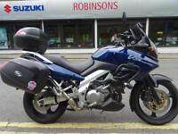 2003 53 Reg Suzuki DL1000 K2 V Strom with 20313 miles