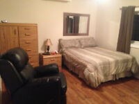 Basement suite for rent downtown