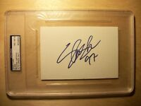 SLASH (formerly of Guns N Roses) PSA Authenticated & Graded AUTO