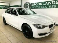 2013 BMW 3 Series 318d LUXURY [2X BMW SERVICES, LEATHER, HEATED SEATS & £3