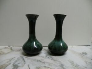 Set of Two BMP Vases