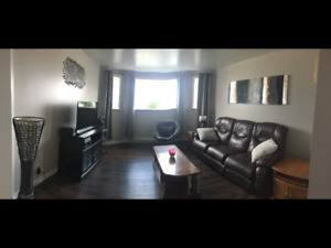 Beautiful bright 2 bedroom apartment available Feb