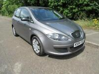 2004 SEAT ALTEA 1.9TDI REFERENCE MANUAL DIESEL 5 DOOR HATCHBACK