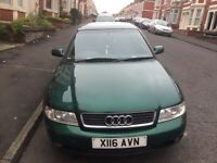 Audi A4 for sale price reduce 350.ono