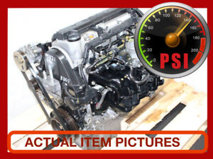JDM HONDA CIVIC D17A 1.7L VTEC ENGINE 2002-2005