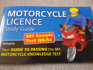 Motorcycle Licence Study Guide  $10