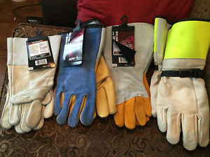 Welding Gloves $10