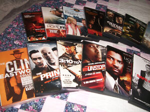 100+ DVD's for sale