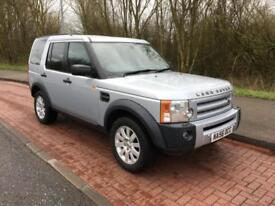 Land Rover Discovery 3 2.7TD V6 auto 2007MY SE (2007)