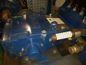 WOMA High Pressure Pump 702-P20