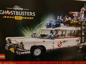 Lego 10274 ecto 1 ghostbusters