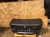 BMW 3 SERIES F30 REAR BOOT LID IN GREY