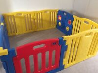 Like new MCC playpen for sale for half price