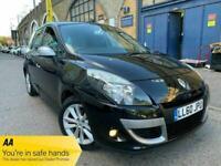 2010 Renault Scenic I-MUSIC VVT MPV Petrol Manual