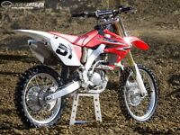 Looking for crf250r