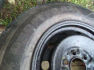 Near new tire for sale Kingston Kingston Area image 3