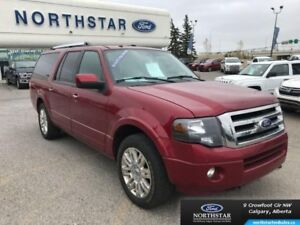 2013 Ford Expedition Max Limited  - Sunroof -  Leather Seats - $