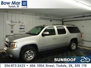 2010 Chevrolet Suburban 1500 LT-*POWER PEDALS*HEATED 2ND ROW*