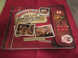 Wallace & Gromit Grand Adventures & Glorious Intentions
