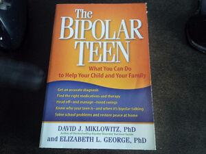 Book - The Bipolar Teen