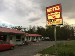 FOR SALE - 12 Room MOTEL Near East of Toronto, ON