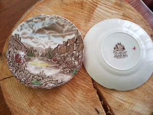 Johnson Bros. Bread and butter plates set of 8
