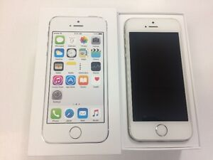 iPhone 5S 16GB Rogers Silver