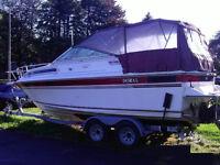 Doral 24 ft. cuddy + 2 starcraft 14 ft aluminun boats sell/trade