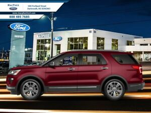 2018 Ford Explorer XLT 4WD  - Navigation - Leather Seats