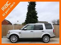 2012 Land Rover Discovery 3.0 SDV6 HSE Turbo Diesel 4x4 4WD 6 Speed Auto 7 Seate