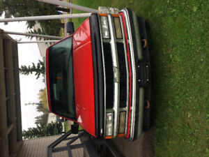 Selling a 98 Chevy half ton 4x4