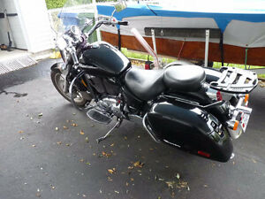 HONDA SHADOW ACE TOURER 1100 CC