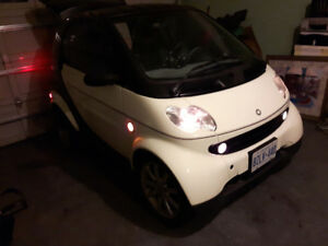 2005 Smart Fortwo, Diesel whole car $2650 or any parts for sale
