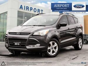 2015 Ford Escape SE FWD with only 69,540 kms