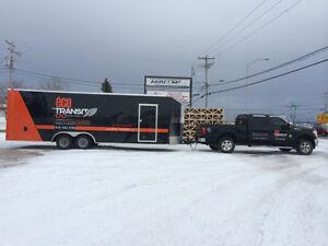 Déménagement, transport , location de conteneurs, remorques Lac-Saint-Jean Saguenay-Lac-Saint-Jean image 1