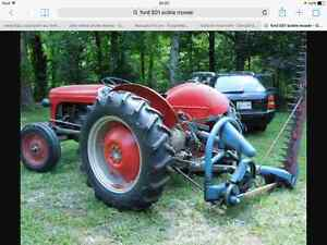 Ford Sickle mower parts