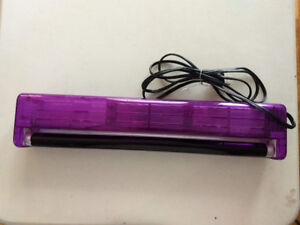 18-inch Fluorescent Bulb Blacklight.
