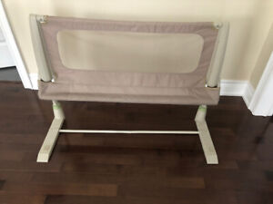 Safety First Children's Secure Click Bed Rail - Gently Used