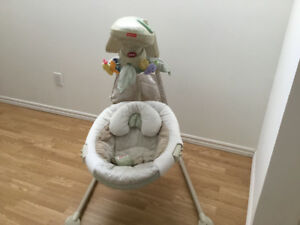 Baby Swing. Battery operated