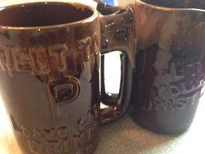 1970's ceramic barware went to pee mug Gatineau Ottawa / Gatineau Area image 1