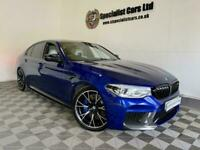 2019 BMW M5 4.4 M5 COMPETITION 4DR AUTOMATIC Saloon Petrol Automatic