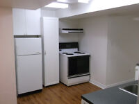 2 Bedroom Basement APT Barrie -Available Now