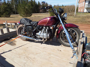 selling 1983 and 84 goldwings for parts