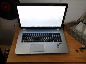 HP Envy 17po TouchScreen